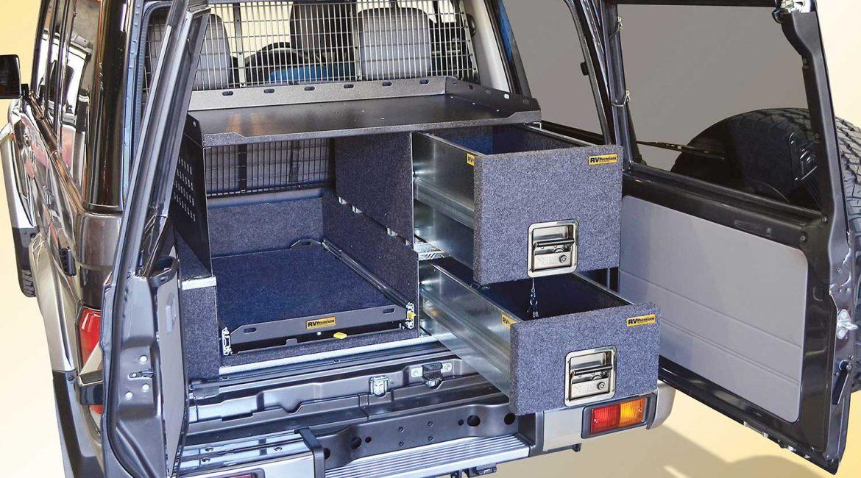 76 series eac2 & cargo shelf