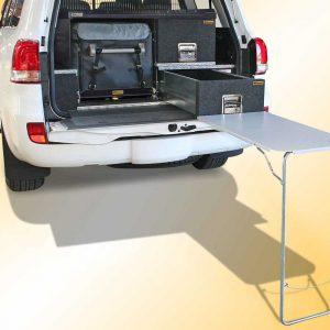 drawer extension table 400 image