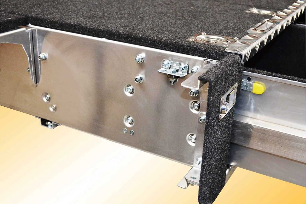 RVSS bearing panel detail 2950