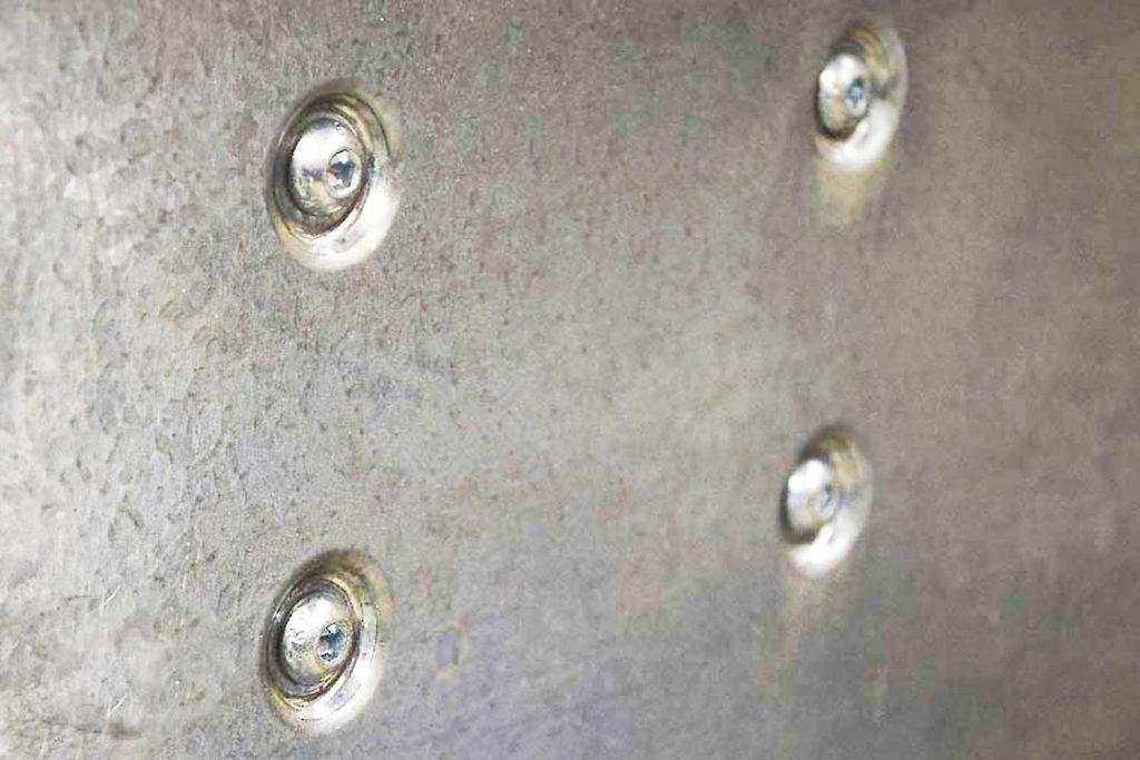 dimpled bearing panels image