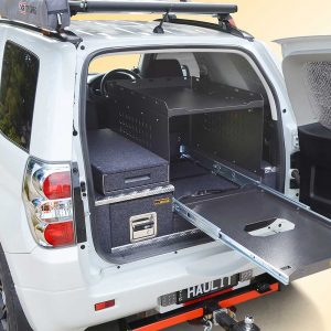 cargo shelf 1 fitted to Suzuki Vitara