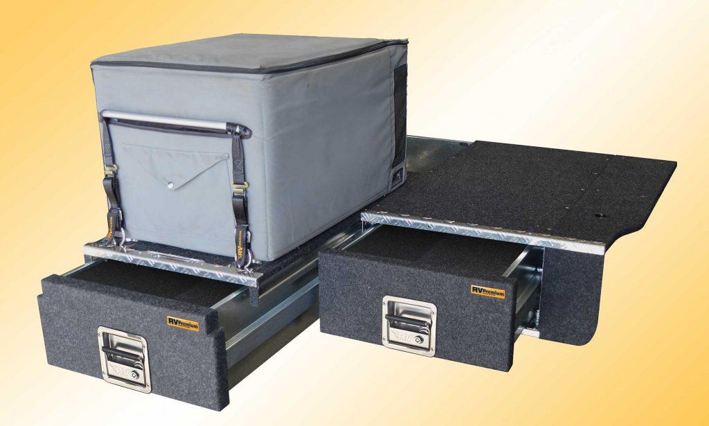 inbuilt fridge slide drawer out-1854