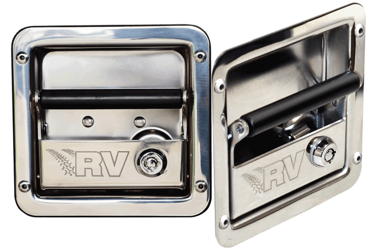 RVSS slam stainless steel slam latches
