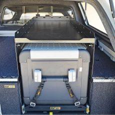 Colorado-EAC1 alloy trade height cargo shelf 1400