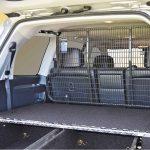 200 Series 2014 VX cargo barrier